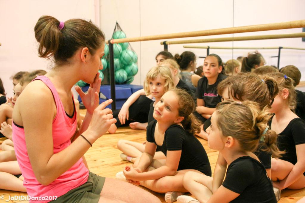 danza classica bambini propedeutica
