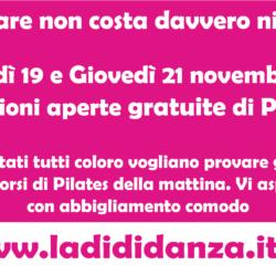 pilates ladididanza